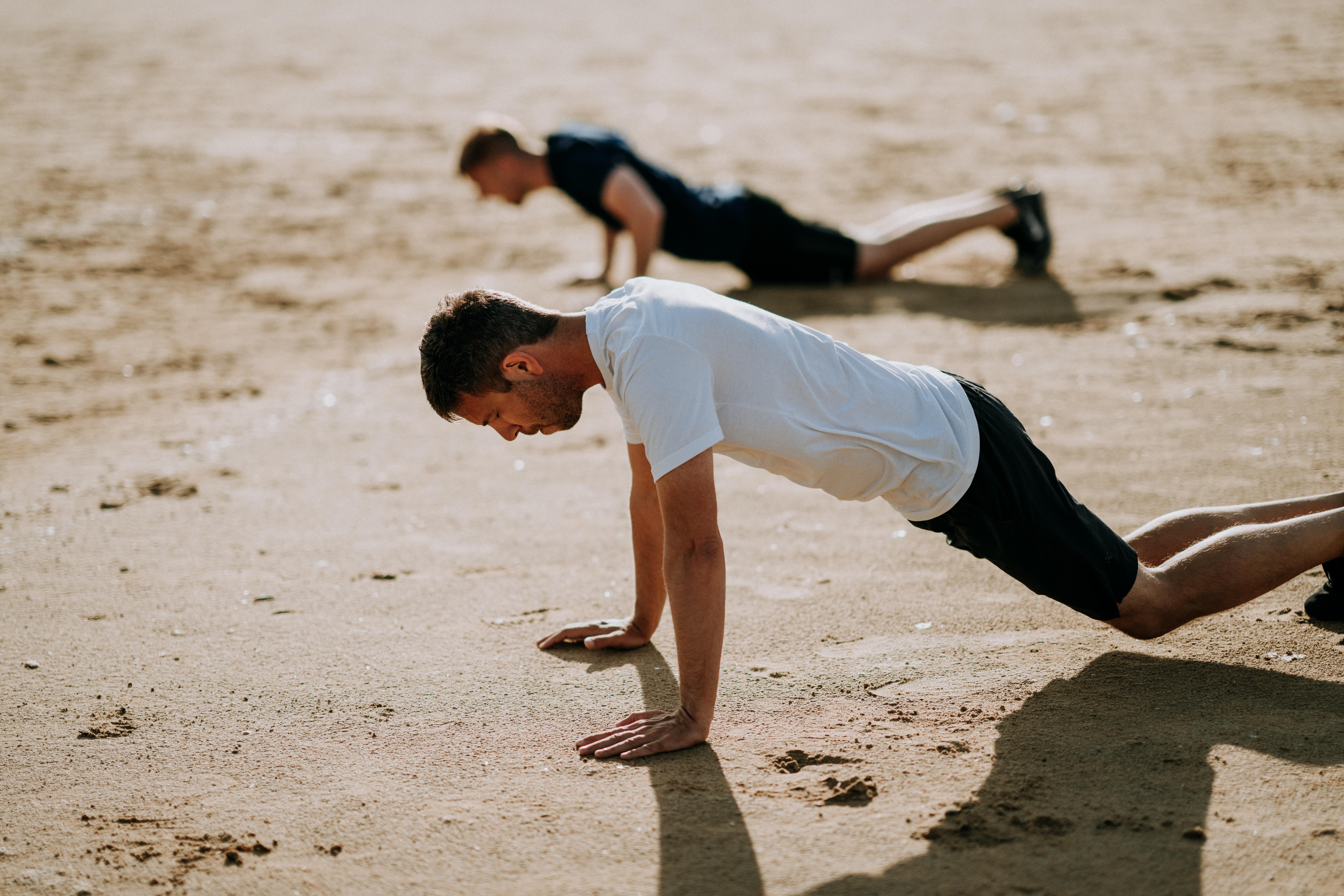 ejercicio en pareja Acrecienta la admiración mutua
