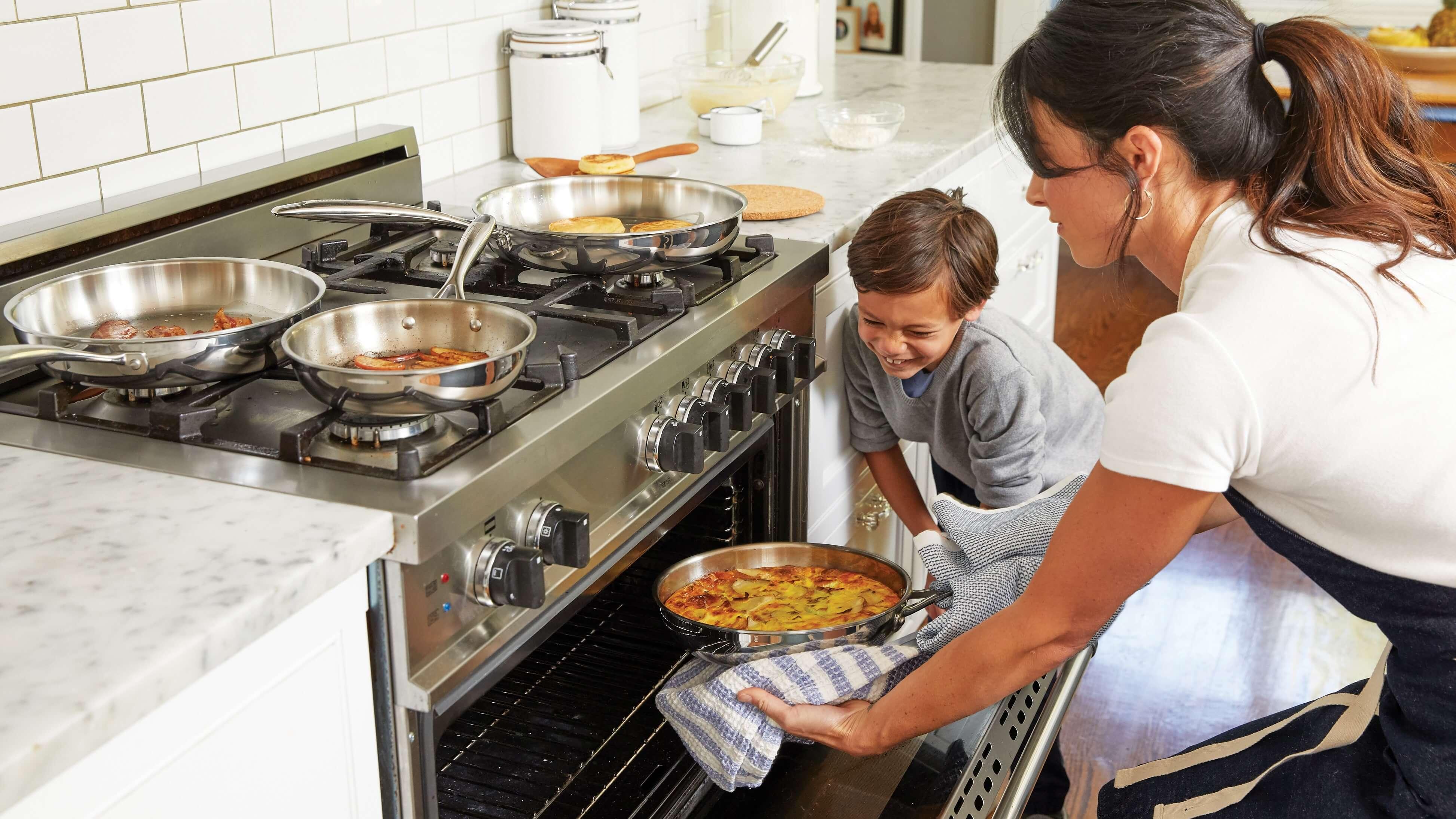 planes familia cocinar juntos
