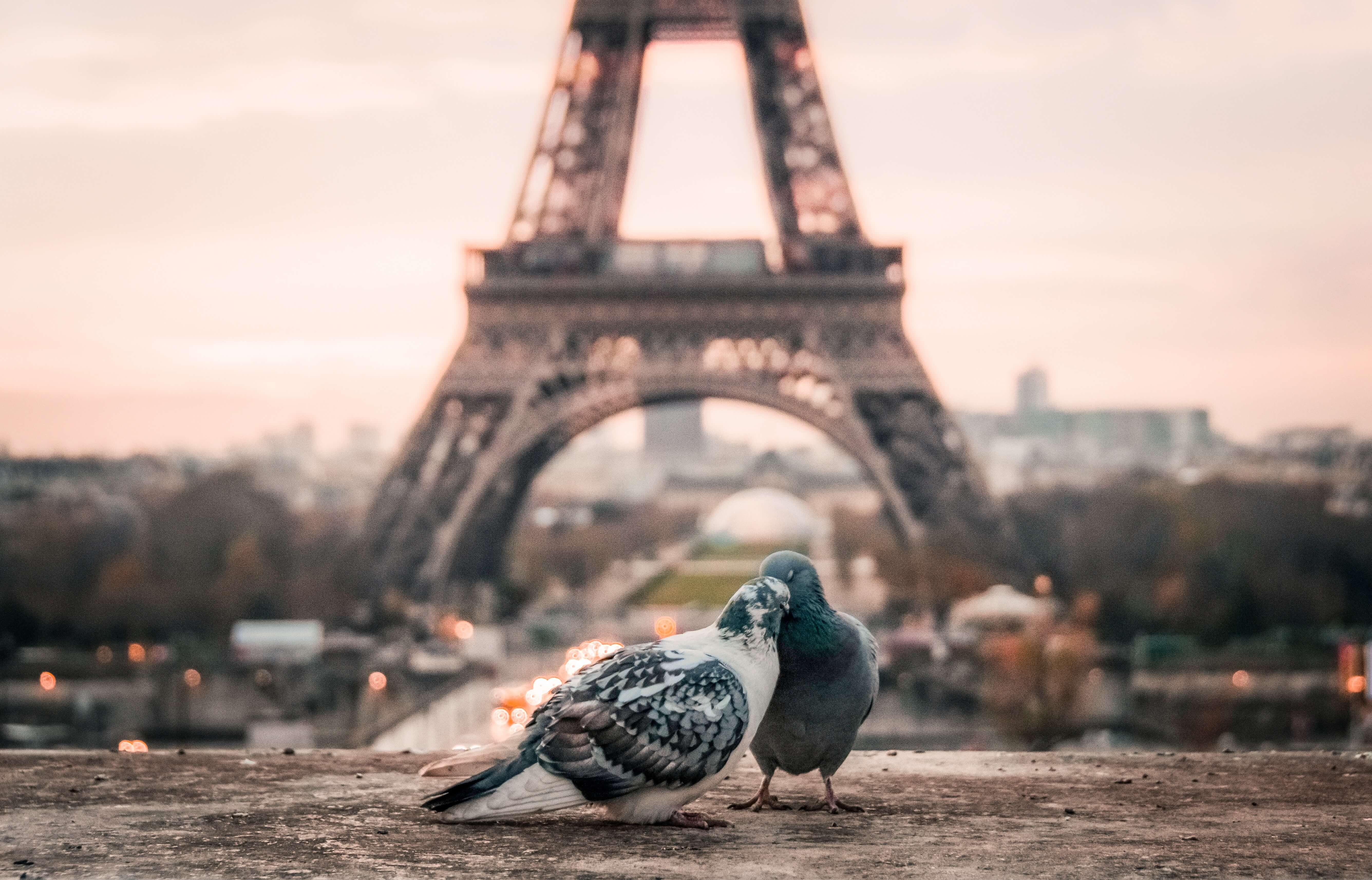 viajar en pareja romántico